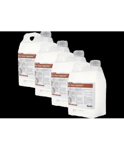 Liquide Pro Clean Supreme 4x2,5L Martin By Harman
