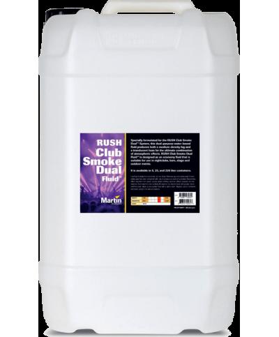 Liquide RUSH Club Smoke Dual fluid 25L Martin By Harman