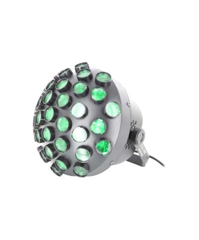 Effet Lighting 27x1,5W RGB 3-en-1 J.Collyns MIRAGE