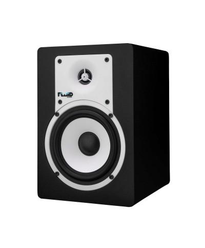 Enceinte Monitoring Fluid Audio C5 BT Noir Bluetooth 5 pouces La Paire