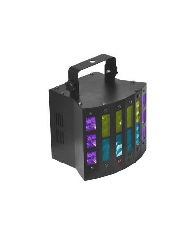 Effet lighting 4-en-1 Power Lighting METEOR CLUSTER