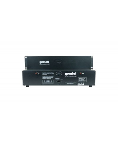 GEMINI CDX-2250i Double lecteur USB/CD