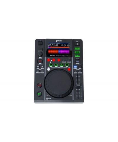 GEMINI MDJ-500 Platine USB à plat compatible MIDI