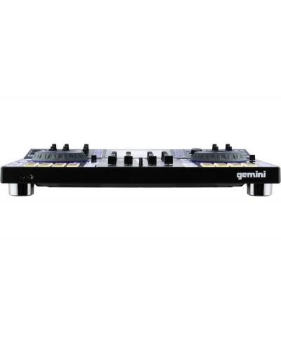 GEMINI SDJ-4000 Contrôleur DJ autonome lecteur USB 4 canaux