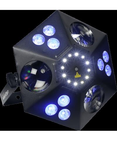 Multi-effet THANOS Algam Lighting 4 en 1 avec laser