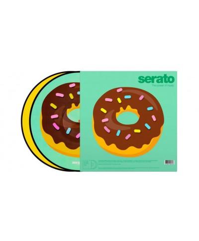 Vinyles de Contrôle SERATO Emoji Picture Disc Donut Heart 12P la paire