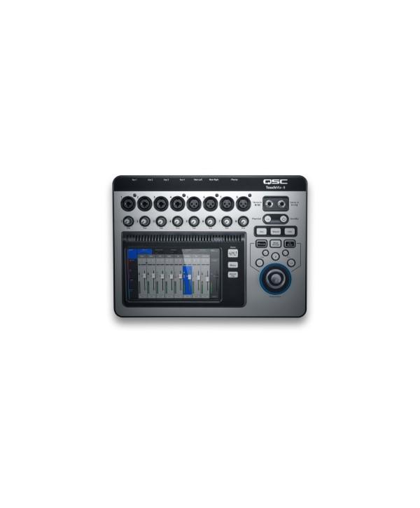 Console de Mixage Numérique QSC TOUCHMIX 8