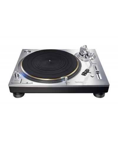 Platine Vinyle TECHNICS SL1200 G EGS série limité Silver