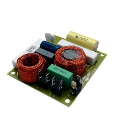 B and C XO-2 Filtre Passif 2 voies coupure 1,8KHz 700W