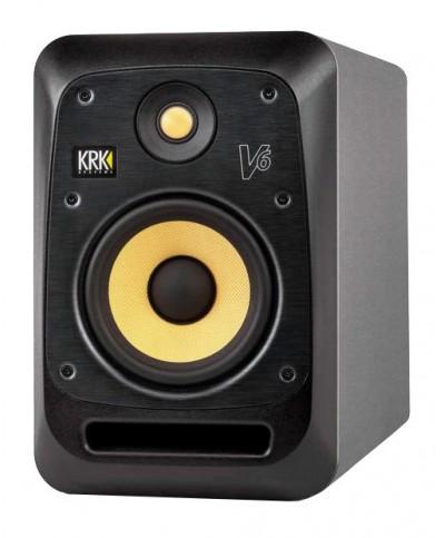 Enceinte de Monitoring KRK V6 S4 la pièce