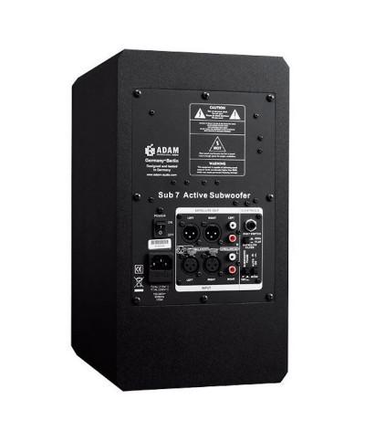 Caisson de Basses de Monitoring Actif ADAM AUDIO SUB7 Pro 140W