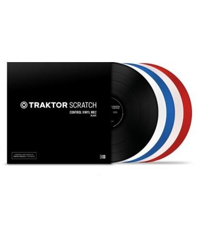 Vinyle de Control Timecode MK2 NOIR pour TRAKTOR SCRATCH