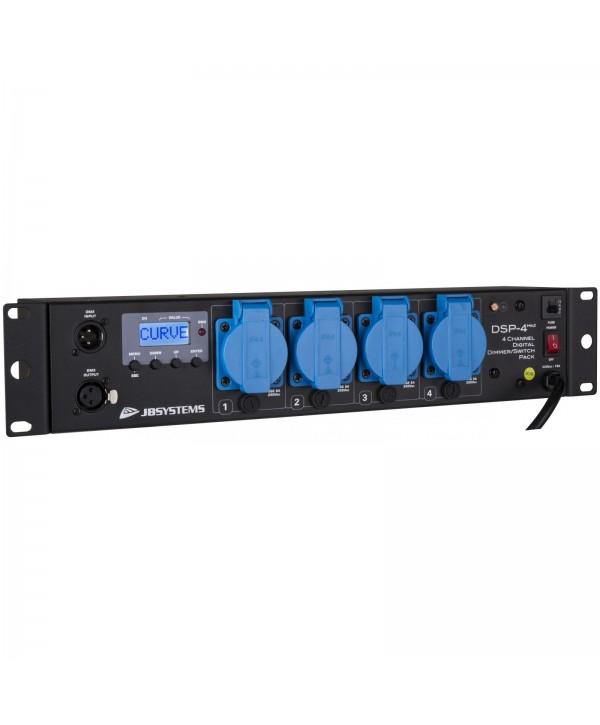 Dimmer Switch DSP4 MK2/F JB SYSTEMS 4x1850W