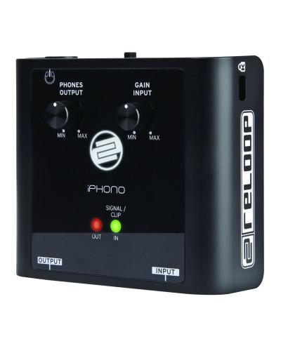 Interface USB Phono Line RELOOP IPHONO 2