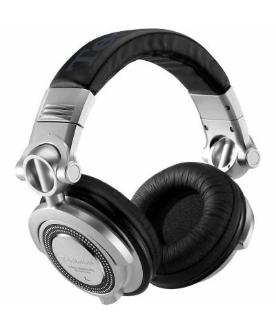 Coussinets d'oreilles Casque RP-DH1200 et Pioneer HDJ-1000/1500/2000 La Paire Similie cuir Noir ZOMO