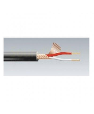 Câble Audio Blindé 2x0,12mm le mètre