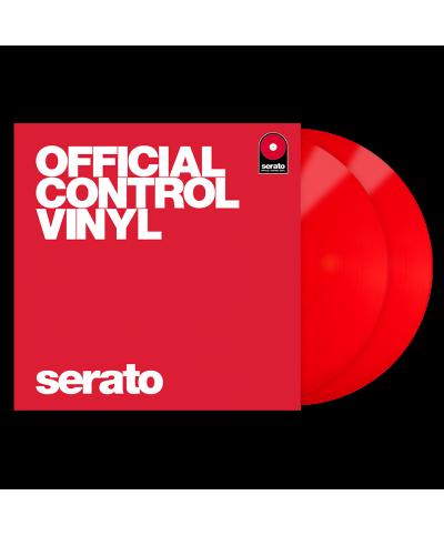 Vinyles de Contrôle SERATO SCRATCH Performance 12P Rouge la paire