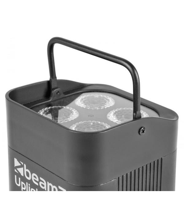 Projecteur LED sur Batterie BEAMZ BBP94 PAR 4x10W RGBAW UV