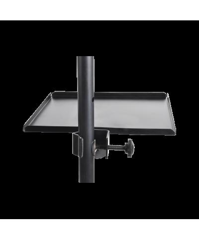 Tablette pour pied de micro Power Acoustics MST 100