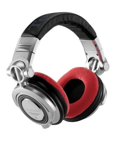 Coussinets d'oreilles Casque RP-DH1200 Velour RED ZOMO La Paire