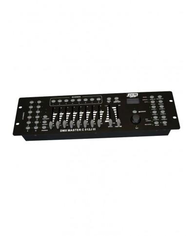 Console Lumière DMX C512 J III NICOLS 192 Canaux