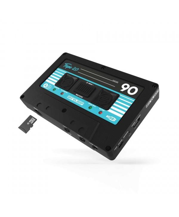 Interface USB Audio Recorder avec lecteur de carte micro SD Reloop TAPE2
