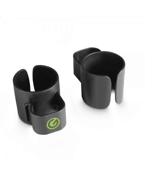 Pince câble pour pied d'enceinte 35 mm Gravity SA CC 35 B
