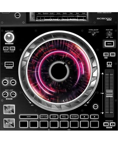 Dj Skins Denon DJ SC 5000 JOGWHEEL FUTUREWARP Skins la paire