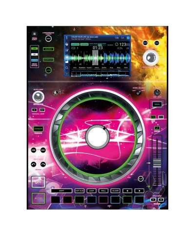 Dj Skins Denon DJ SC 5000 BOOTSHAUS Skin