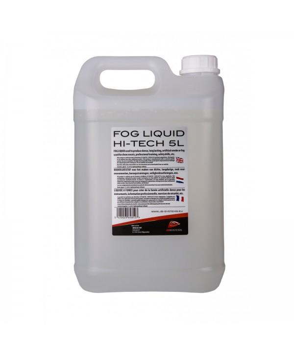 Liquide Fumée 5L JB SYSTEMS FOG LIQUID HI-TECH