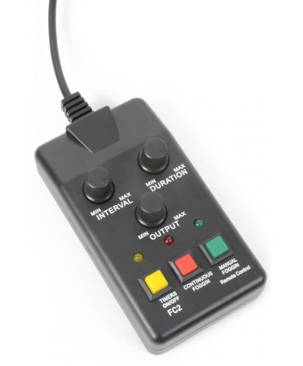 Télécommande Filaire pour Machine Fumée S1500 BEAMZ