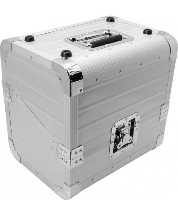Flight Case pour Vinyles OB 80 XT ZOMO Argent