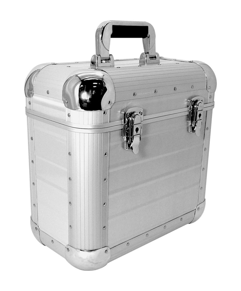 Flight Case pour Vinyles RP-50 XT ZOMO Argent