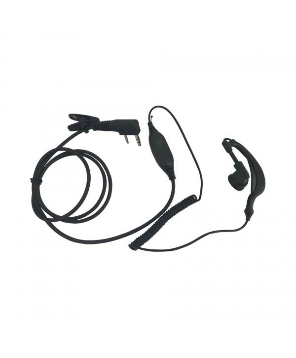 Écouteur microphone pour talkie-walkie Power Acoustics HS 06