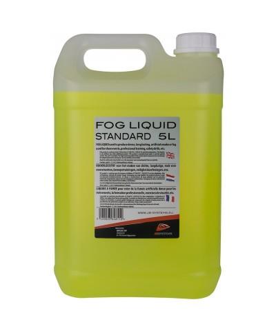 Liquide Fumée 5L JB SYSTEMS FOG LIQUID Standard