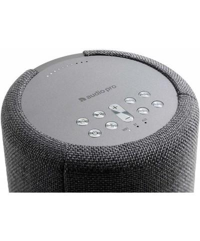Pack 2 Enceintes Wifi Multiroom Audio Pro A10 Gris Foncé