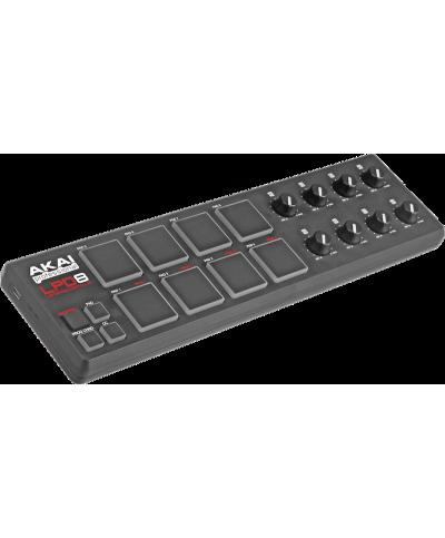 Pad Controleur AKAI LPD8 8 Pads 8 Potentiomètres