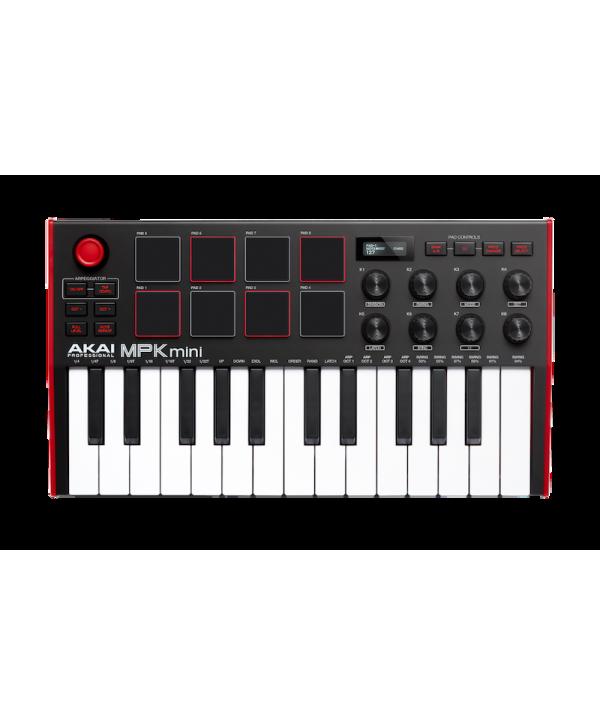 Clavier Maître MPK Mini MKIII Akai Pro