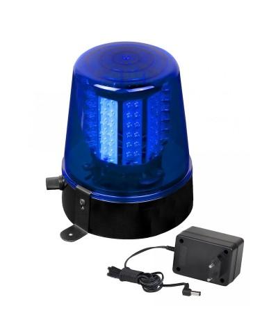 Gyrophare LED POLICE LIGHT BLUE JB SYSTEMS