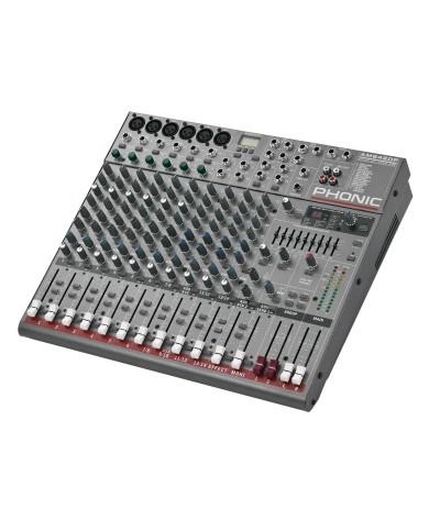 Phonic AM 642DP Console de Mixage Analogique 6voies