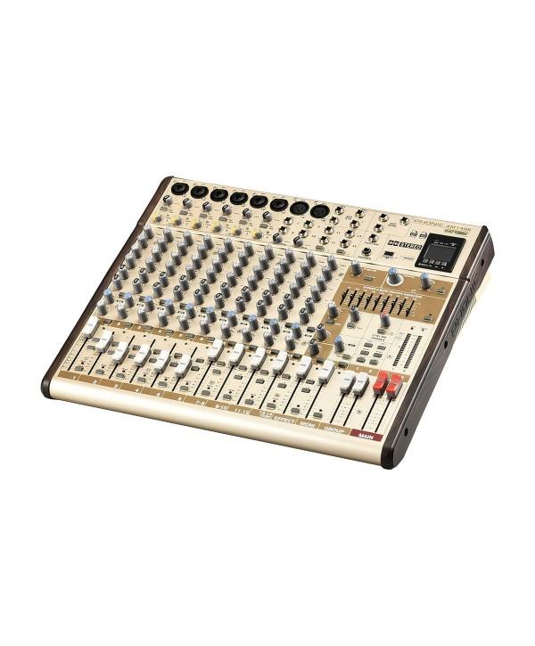 Phonic AM14GE Console de Mixage Analogique 14voies