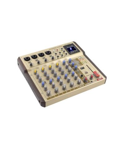 Phonic AM8GE Console de Mixage Analogique 8voies