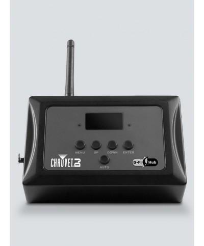Emetteur Récepteur HF DMX CHAUVET D-FI HUB 2,4GHz