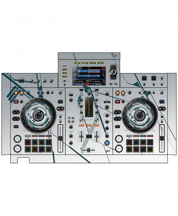 Dj Skins Pioneer DJ XDJ RX 2 CONSTRUCTOR Skin