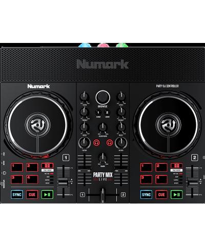 Contrôleur NUMARK PARTY MIX LIVE Serato DJ LITE