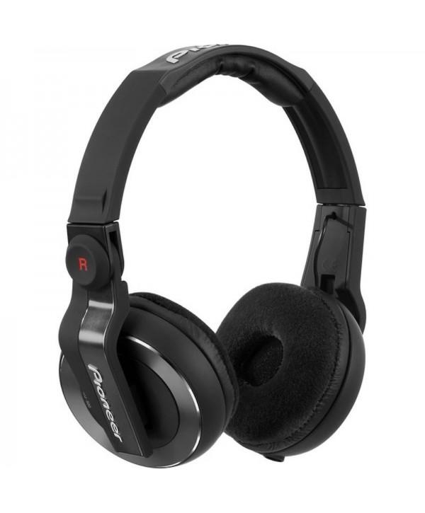 Coussinets d'oreilles Zomo Casque HDJ 500 Pioneer Velour Noir La Paire