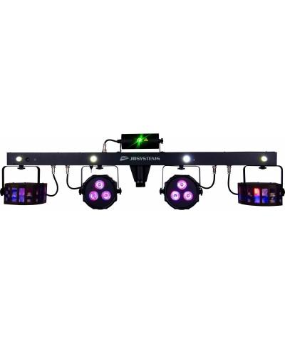 PARTY BAR Derby Laser ParLed Strob JB SYSTEMS