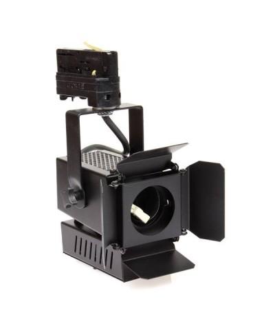 Mini projecteur Mickey Led 13 W Blanc chaud 3000 K MOLE MM LED Noir  Richardson