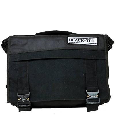 Sac d'épaule pour technicien BLACK-TEC Road Bag pour outillage Bijoute emplacement pour Smartphone