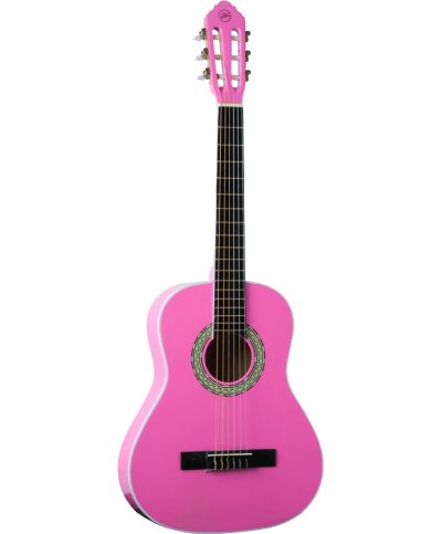 Eko GEC CS5-PNK Guitare Classique Studio 3/4 Pink